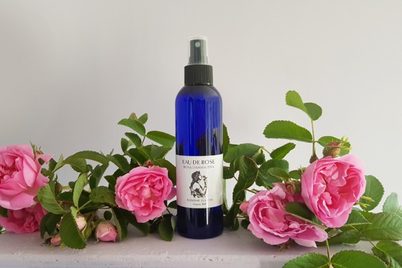 Hydrolat de Rose Damascena Roseraie Ducher